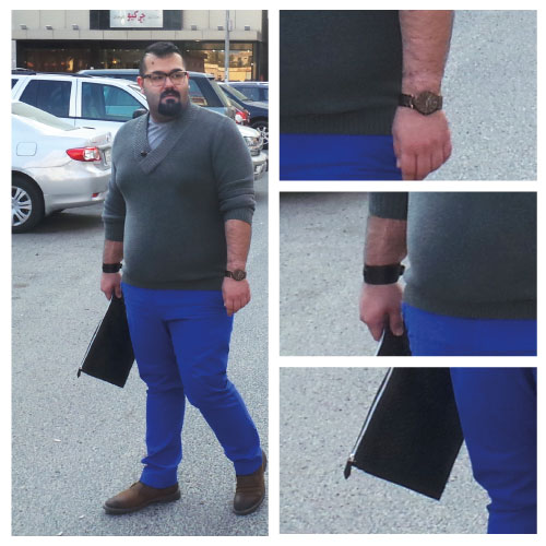 Style for chubby men
